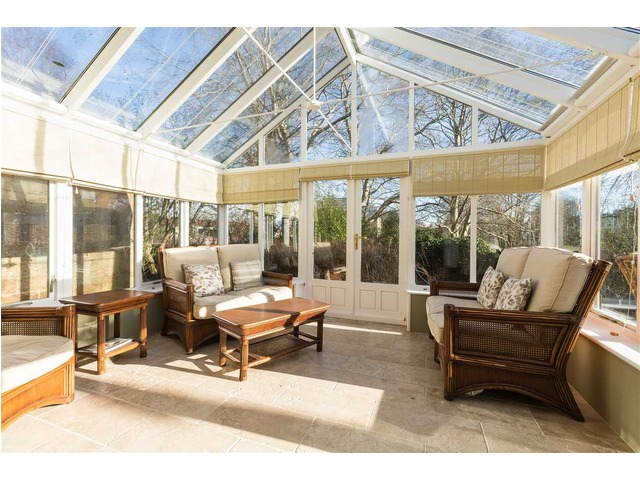 Homes With A Cozy Windowed Sunroom Blog