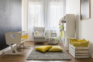 Infant baby room